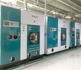 洗衣工厂都需要哪些设备?