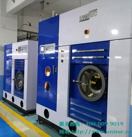 1000件日洗量小型洗衣工厂投资多少钱?