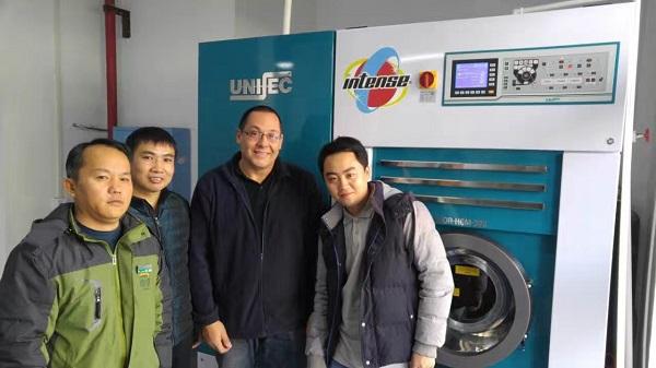 意大利洗涤专家Jacopo先生,德国Seitz GmbH洗衣化料,携手北京尤萨公司12月14-15日在尤萨公司举办洗涤技术交流会!