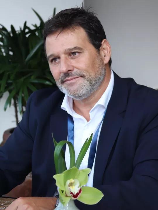 尤萨全球品牌运营总监Lgnacio Iba?ez :谈中外干洗行业差异,论干湿洗未来趋势