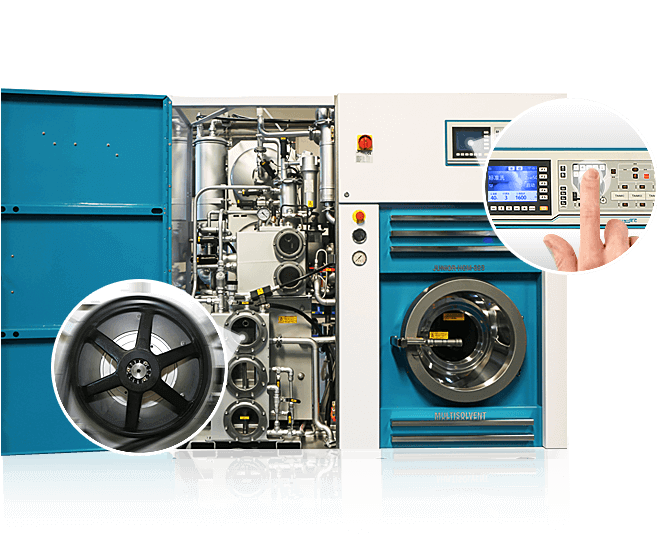 洗衣工厂干洗机