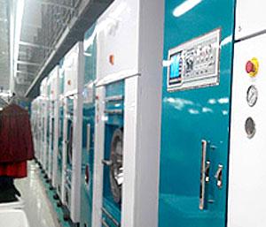 20000件/日洗衣量特大型洗衣工厂配套方案