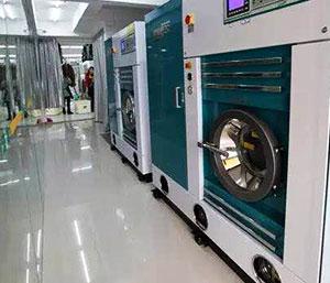 1500件/日洗衣量小型洗衣工厂(工厂洗衣店)配套方案