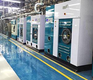 3000件/日洗衣量中小型洗衣工厂配套方案